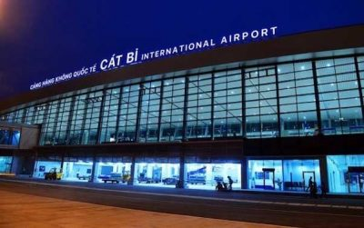 Hai phong airport to Cat ba
