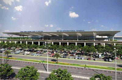 Hanoi airport to Cat Ba