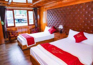 Lan ha bay cruise 3 days