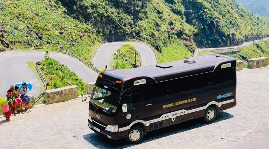 Xe Limousine đi Hà Giang, Xe Vip, Xe cung điện, Xe giường nằm