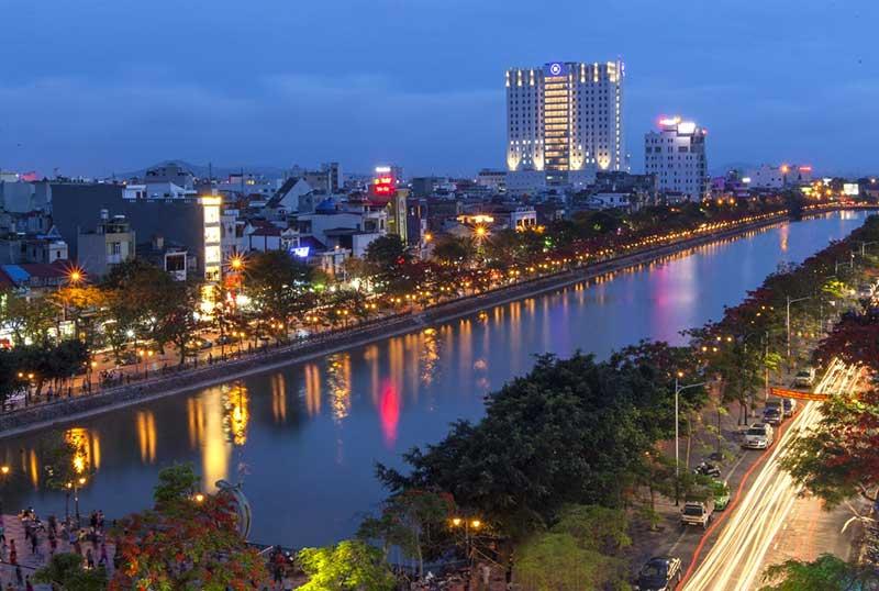 Hồ Tam Bạc Hải Phòng